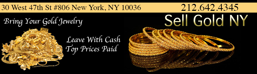 Sell Gold in NY